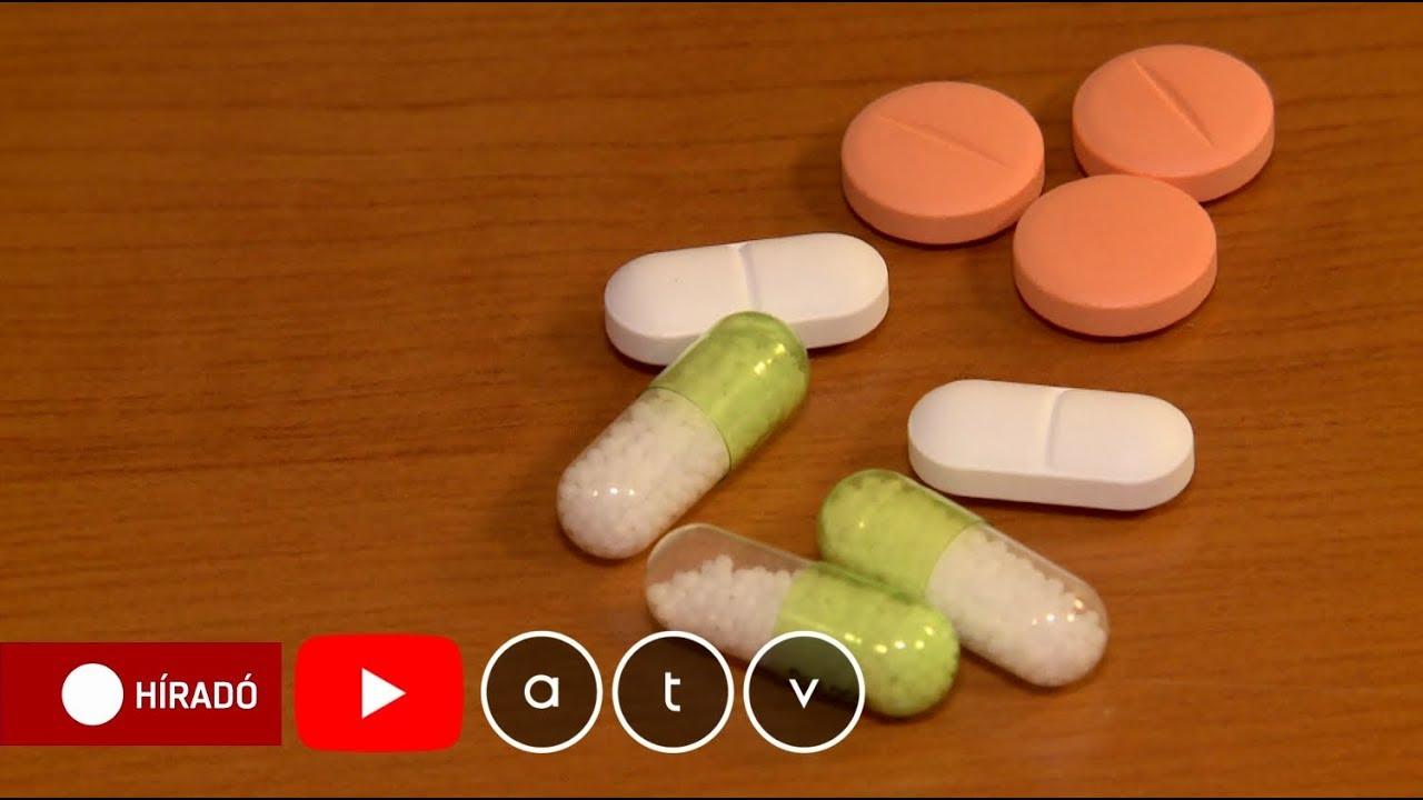 antihelmintikus gyógyszerek listája