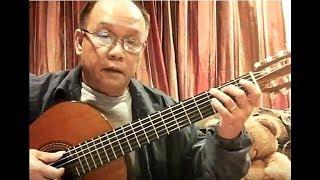 Tình Cầm (Phạm Duy - thơ: Hoàng Cầm) - Guitar Cover by Hoàng Bảo Tuấn