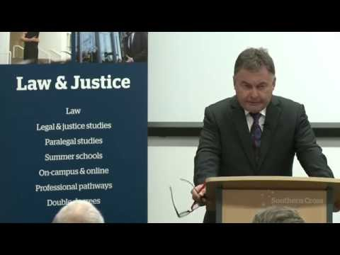 10th Annual Michael Kirby Lecture – Walter Sofronoff QC