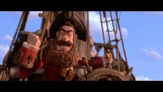 Die Piraten - Ein Haufen merkwürdiger Typen (Trailer/German)