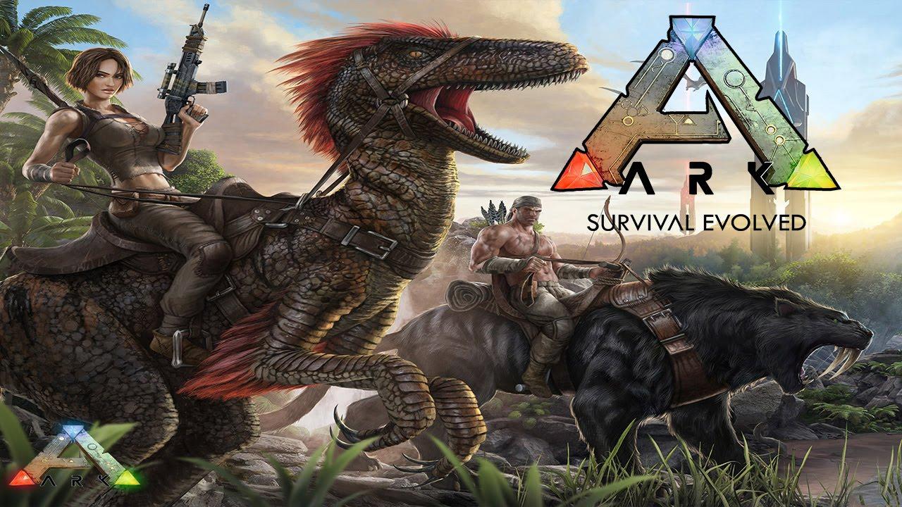 ARK: Survival Evolved + Hədiyyə