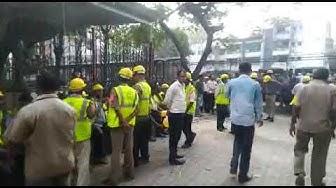 Demolition Drive at Hanuman Nagar Daulat Nagar Borivali East