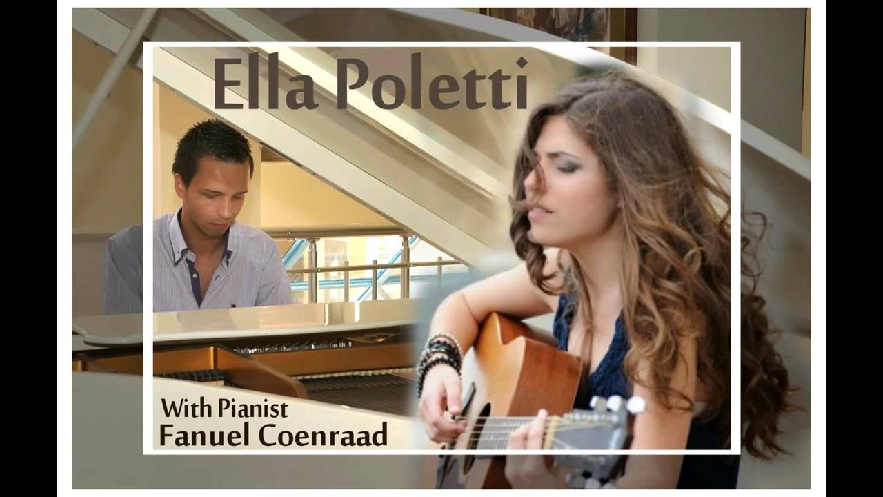 Ella Poletti & Fanuel Coenraad - Hallelujah (Cover Leonard ...