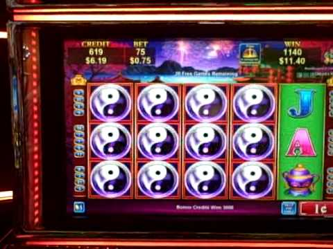 china shores slot machine odds