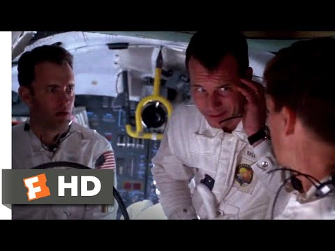 Apollo 13 (1995) - Duct Tape And Cardboard Scene (8/11) | Movieclips