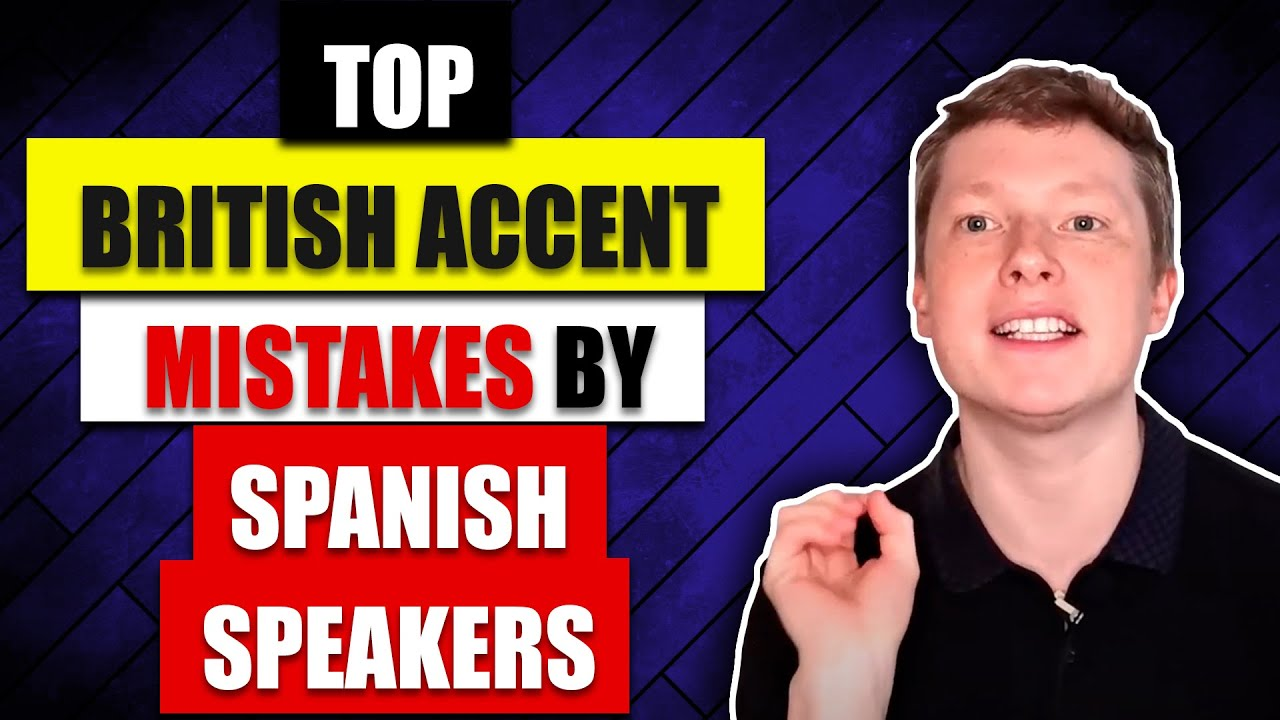 Pronunciation mistakes by Spanish speakers - trucos para mejorar tu pronunciación en inglés