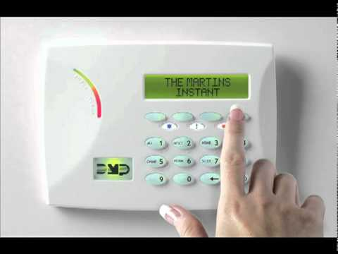 DMP Keypad Training Videos - Instant Arm