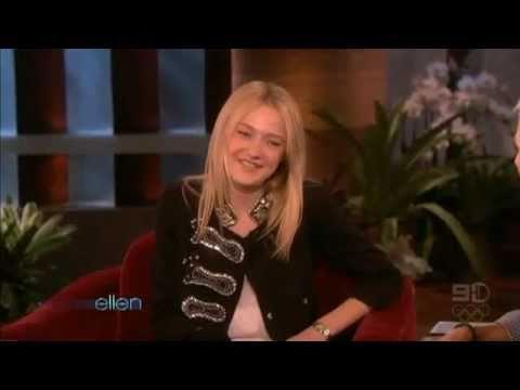 Dakota Fanning (Ellen)