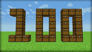 100 Things Old Players Know About Minecraft