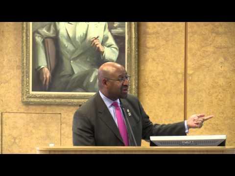 Global Mayors Forum: Mayor Michael Nutter