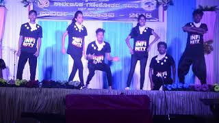 Gun_HipHop sequance by_INFINITY DANCE CREW(IDC) HONAVAR