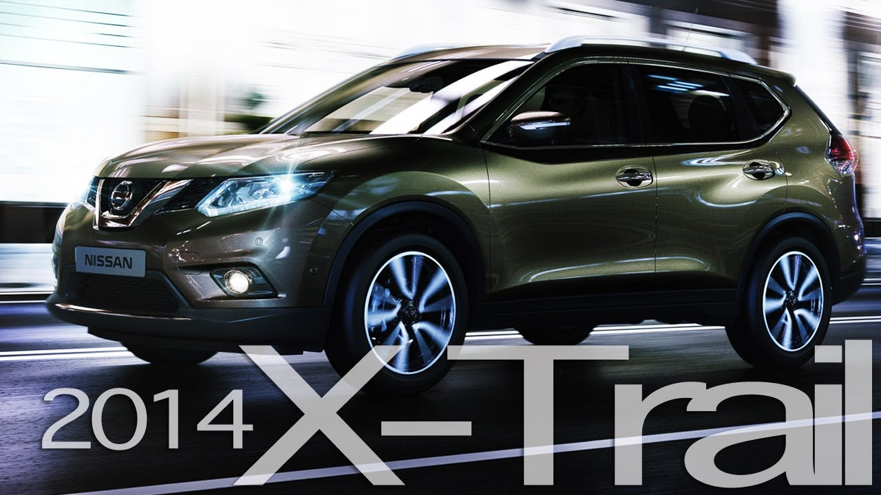 All Types harga new xtrail : 2014 New Nissan X-Trail - Preview Frankfurt Motor Show - YouTube