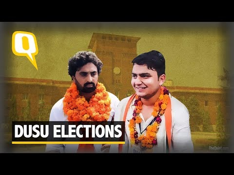 DUSU Elections: Candidates Rain Promises, But Students Not Hopeful