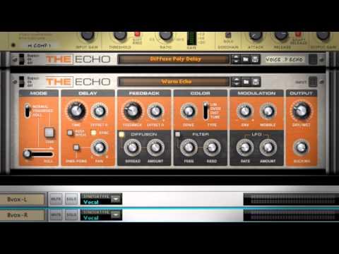 Reason Micro Tutorial: The Echo