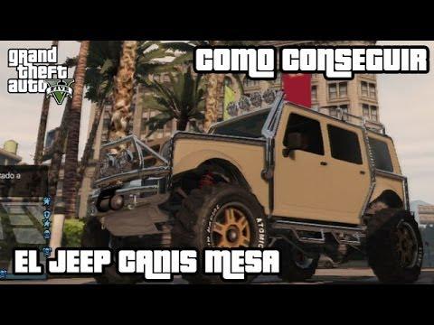 how to get mesa gta 5