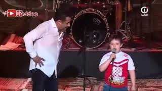 الشاب خالد الطفل الذي ادهش واثار اعج IDIR 2018
