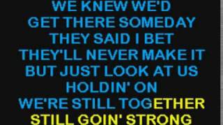 You're still the one - Shania Twain (Karaoke)