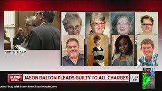 Kalamazoo shooting spree suspect pleads guilty to murder other charges