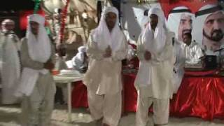 Balochi songs, Bakshi Baloch,UAE National Day 2009