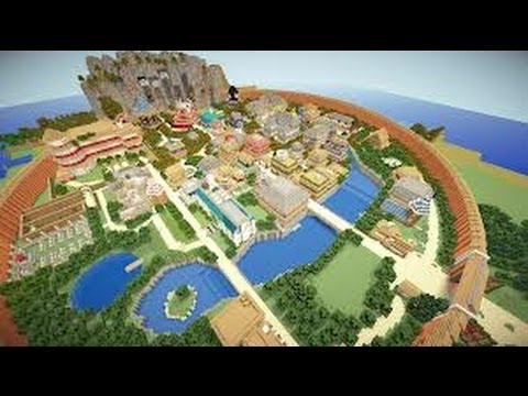 Mapa naruto minecraft youtube mapa naruto minecraft gumiabroncs Gallery