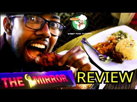 RESTAURANT REVIEW | Cafe Mirror Review | Street Food Vloggers