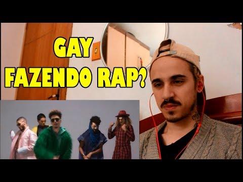 Quebrada Queer rap box / REAÇÃO GRANAMC
