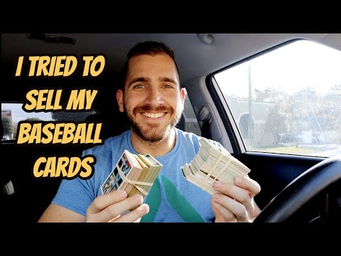 The Truth About Selling  Baseball Cards