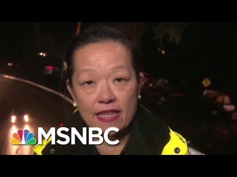 NTSB: Derailed Amtrak Train 'Was Travelling 80mph' In A 30mph Zone | MSNBC