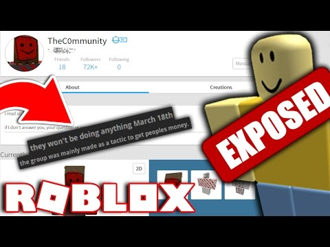 JOHN DOE IS FAKE!! THEC0MMUNITY EXPOSED!! (Nothing Will Happ