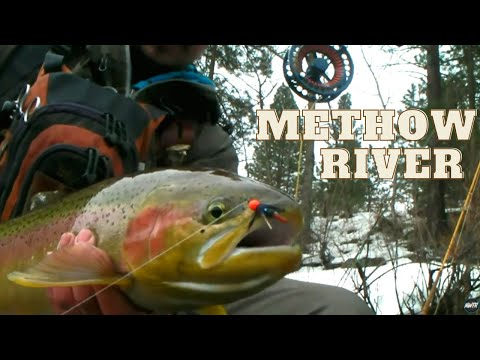 A Day On The Methow River