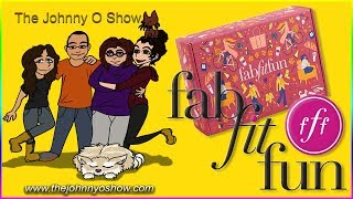 Ep. #516 FAB•FIT•FUN   Fall 2018 Unboxing & Review
