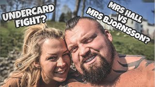 COUPLES Q&A | How does my wife feel about my fight against Thor?