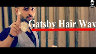 Gatsby | Gatsby hair Wax | Gatsby Matt and Hard | Review |How to Apply  Hair wax | Mens trends |Mac