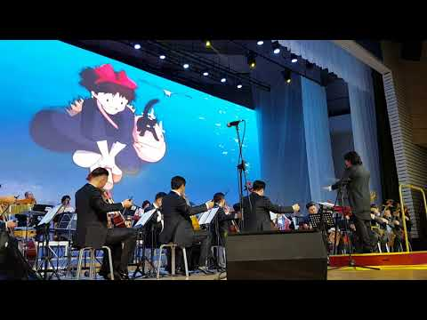 Joe Hisaishi by morin khuur Ensemble