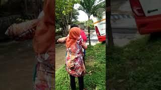 Kecelakaan bus Harapan Jaya jurusan Surabaya Tulungagung