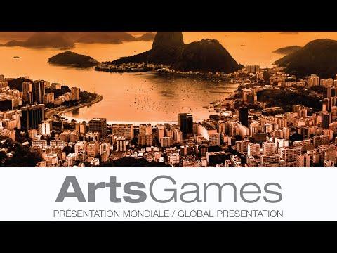 11.08.16  RioMediaCenter - ArtsGames 2018 promove lançamento mundial no Rio Media Center