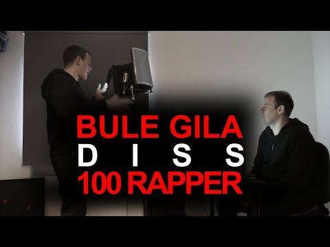 Bule (YEN) Diss 100 Rapper Dalam 1 Menit (Saykoji, Ben Utomo, Eitaro, Young Lex, Ecko Show!)