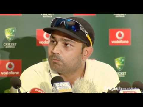 Virender Sehwag: India should be upset with us after Australia whitewash