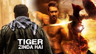 Salman Khan Shows Off His Back In Tiger Zinda Hai, Ajay Devgn's Taanaji Details Out