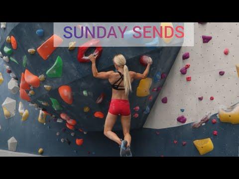 SUNDAY SENDS - Reds V4-V6's - Tom Bails On Anna