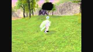 Mabinogi - Wings of Rage Example
