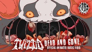 Смотреть клип Twiztid - Dead & Gone