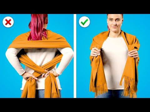 Cool Winter Life-Hacks: 11 Fashion Hacks to Keep You Warm!