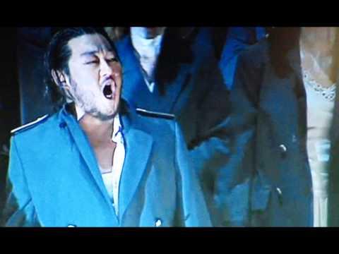 "04.04.13 Ten. Wookyung Kim - Macduff Aria ""oh Figl"