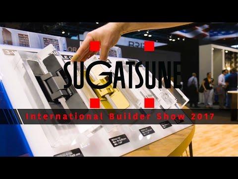 Sugatsune - Hidden Door Hardware