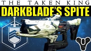 Destiny: Darkblade