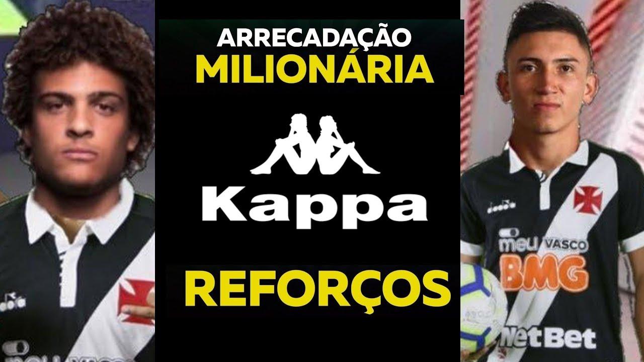 EXCELENTES NOVIDADES EM DIA DE REFORÇO CHEGANDO | ARRECADAÇÃO MULTI MILIONÁRIA | VASCO NOTÍCIAS.