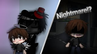 [FNAF] Nightmare is Clingy for 24 hours //Gacha club//