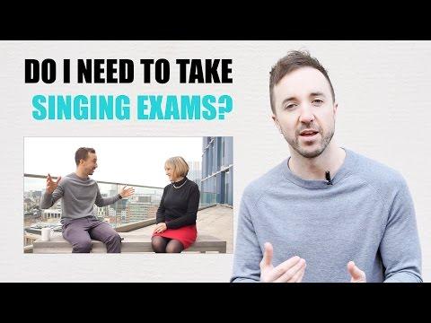 Do I Need To Take Singing Exams? - Kids Singing Lessons