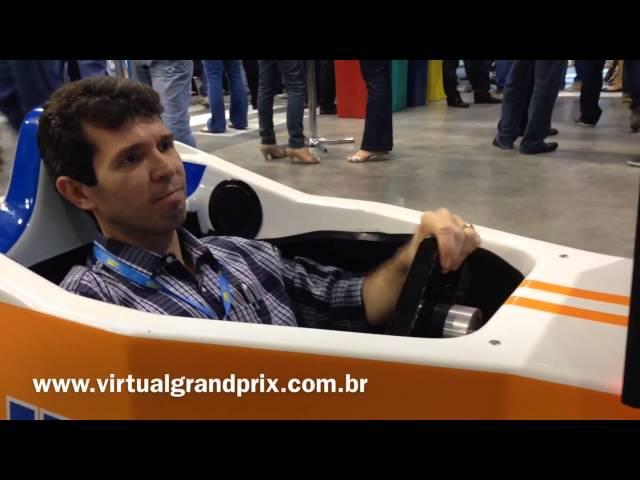 Simulador Ipiranga Jet Oil